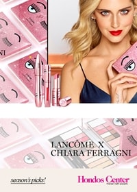 LANCÔME x Chiara Ferragni Limited Collection!